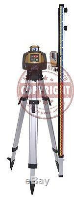 Topcon-h5a Rl Autonivelant Pente Niveau Laser Rotatif Lenker Paquet, Grade, Gr