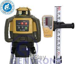 Topcon-h5a Rl Autonivelant Pente Niveau Laser Rotatif + Trépied Et 10e Année Rod