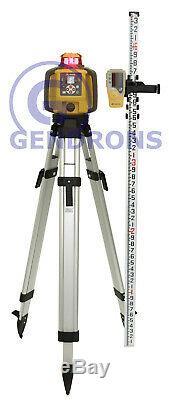 Topcon-sv2s Double Rl Pente Autonivelant Niveau Rotary Niveau Laser Paquet, 10