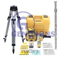 Topcon-sv2s Pente Rl Double Autonivelant Niveau Rotatif Niveau Laser Paquet, Pouces