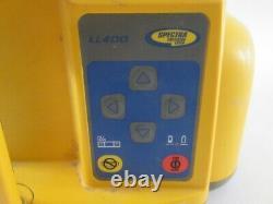 Trimble Spectra Precision Ll400 Laser Rotatif À Nivellement Automatique