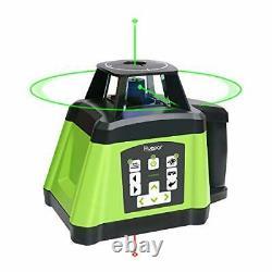 Trousse Électronique D'auto-niveautage Du Laser Rotatif Vert Huepar -horizontal&vertica