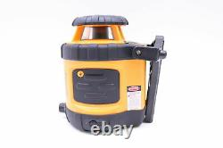 Utilisé Johnson Level-40-6515 Self-leveling Rotary Laser Level